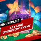 Genshin Impact Ley Line Overflow Event Details