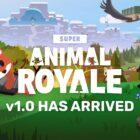 Super Animal Royale 1.0 ist jetzt mit Haustieren, Power-Ups, Staffel 1 und mehr erhältlich