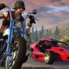 Grand Theft Auto Mountainbike-Stunt von einem einzigen Auto ruiniert