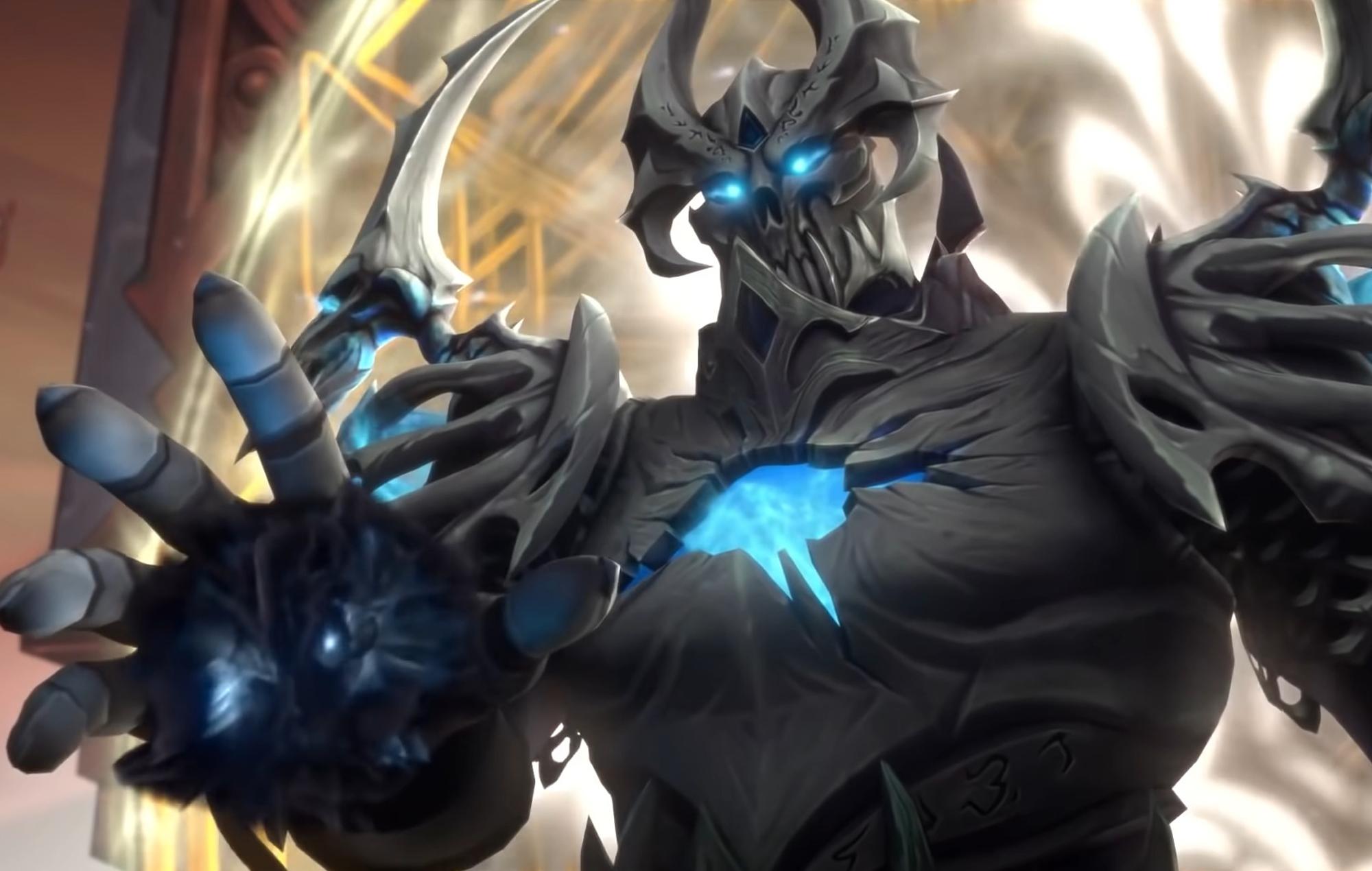 Das nächste 'World Of Warcraft'-Update entfernt weitere Entwicklernamen