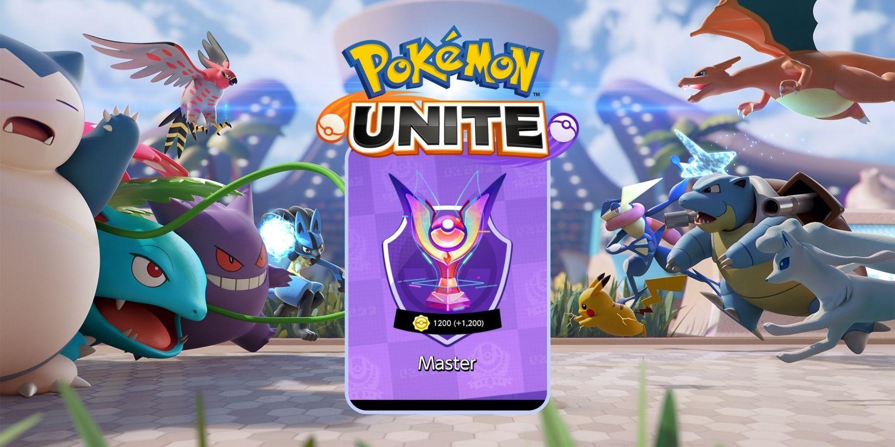 Pokemon Unite-Tipps vom Meisterrang-Spieler
