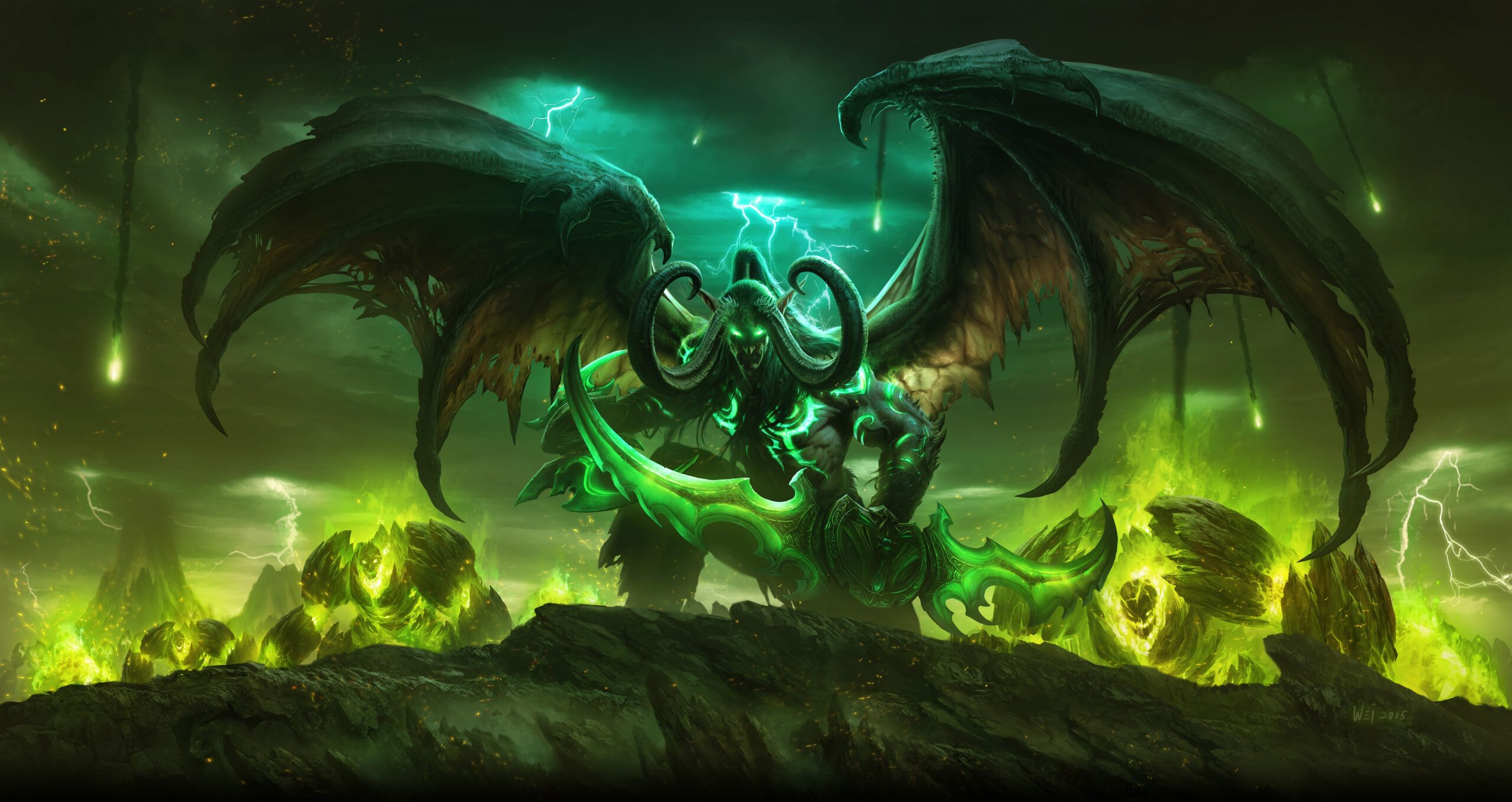 World of Warcraft: Legion startete heute vor fünf Jahren am 30. August 2016