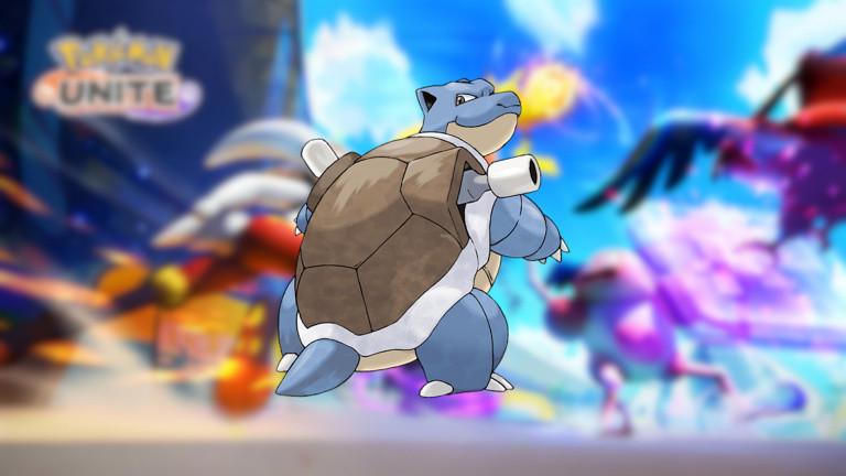 Pokémon Unite, Tortank (Blastoise): Notre guide du nouveau personnage
