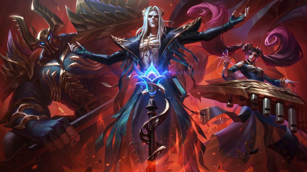 Interaktiver Heavy Metal kommt zu 'League of Legends'