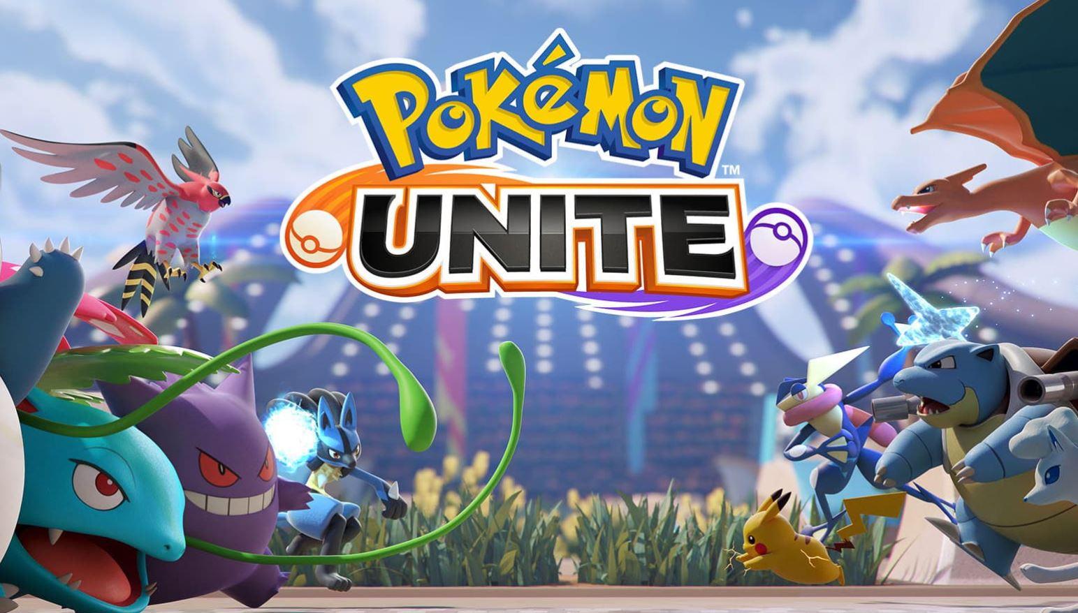 Vorregistrierung und Belohnungen für Pokémon Unite Mobile