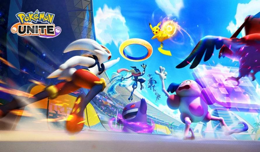 Pokémon Unite wird sein erstes offizielles Turnier veranstalten