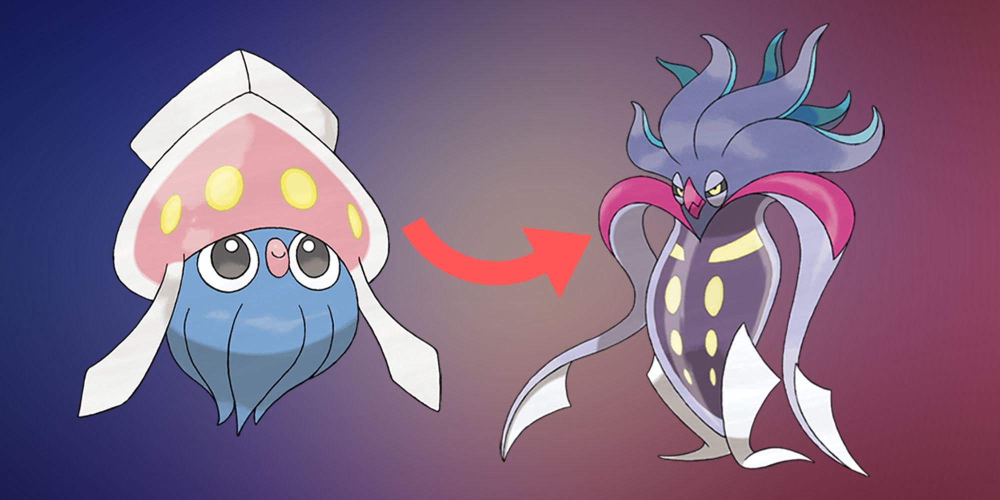 Pokémon GO: Wie man Inkay zu Malamar macht