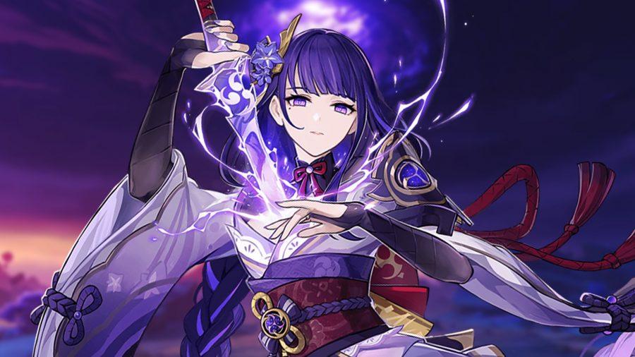 Genshin Impact: Raiden Shogun Baal Guide