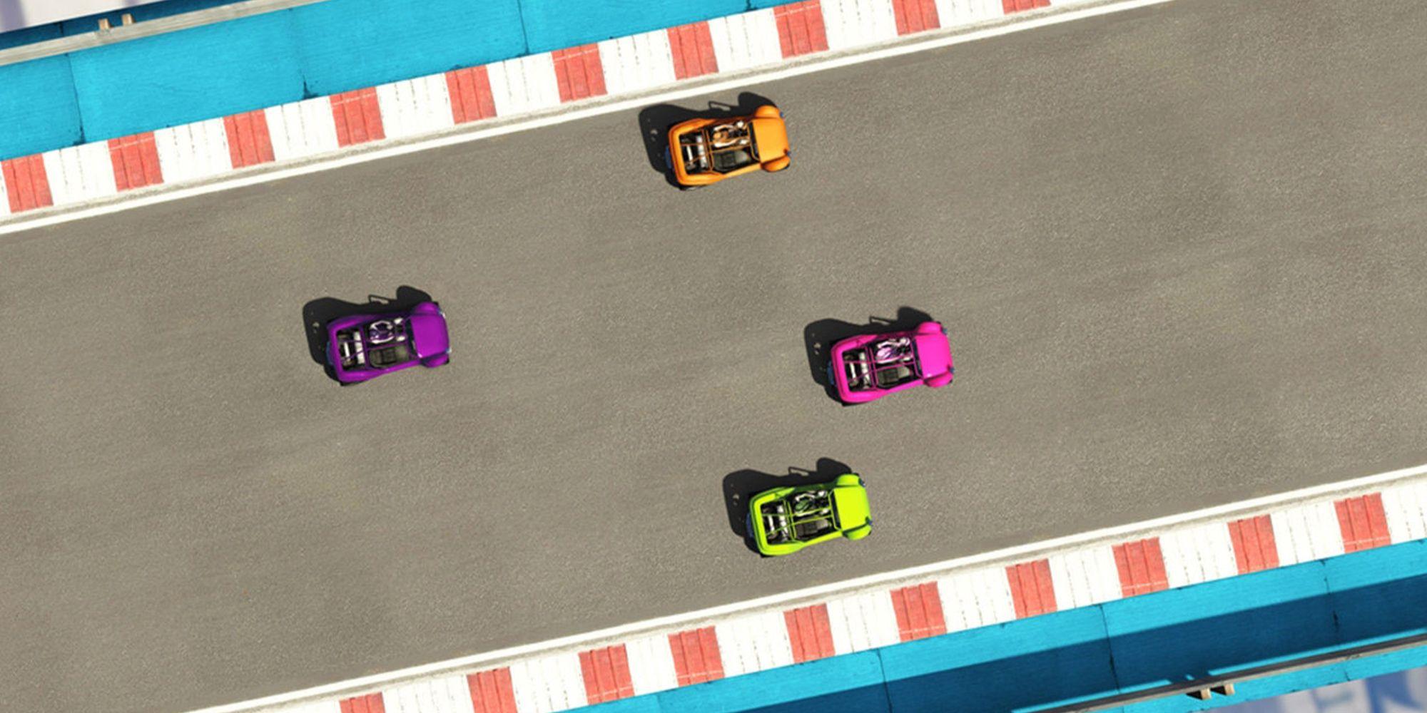 Wie man Tiny Racer in GTA Online spielt