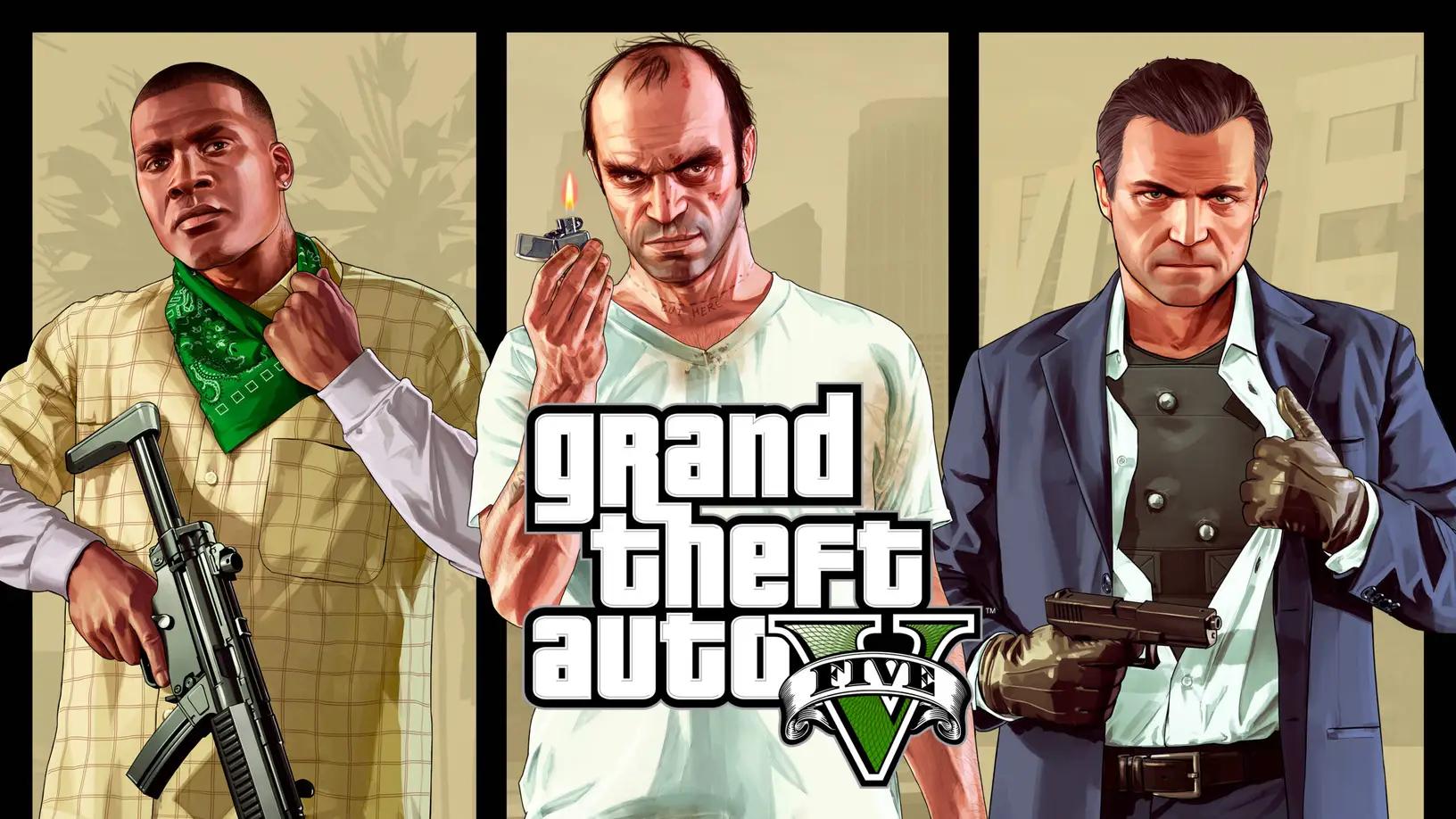 GTA V und GTA Online kommen 2021 nicht mehr für PlayStation 5 und Xbox Series X/S