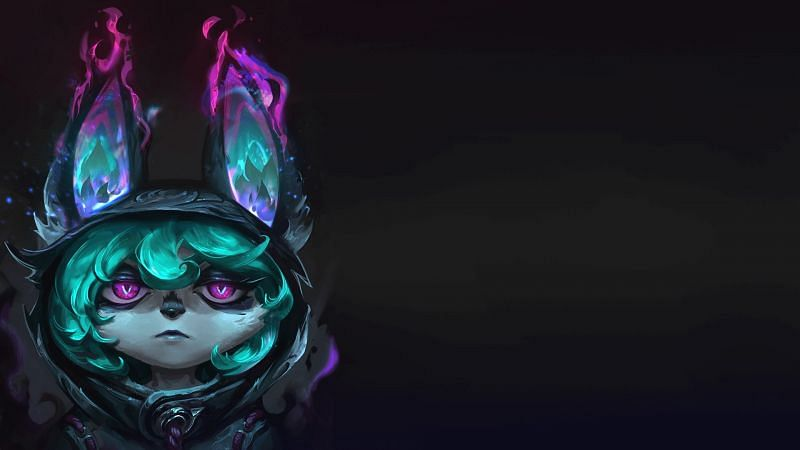 Vex's abilities in League of Legends PBE patch 11.19 cycle (Image via Riot Games)