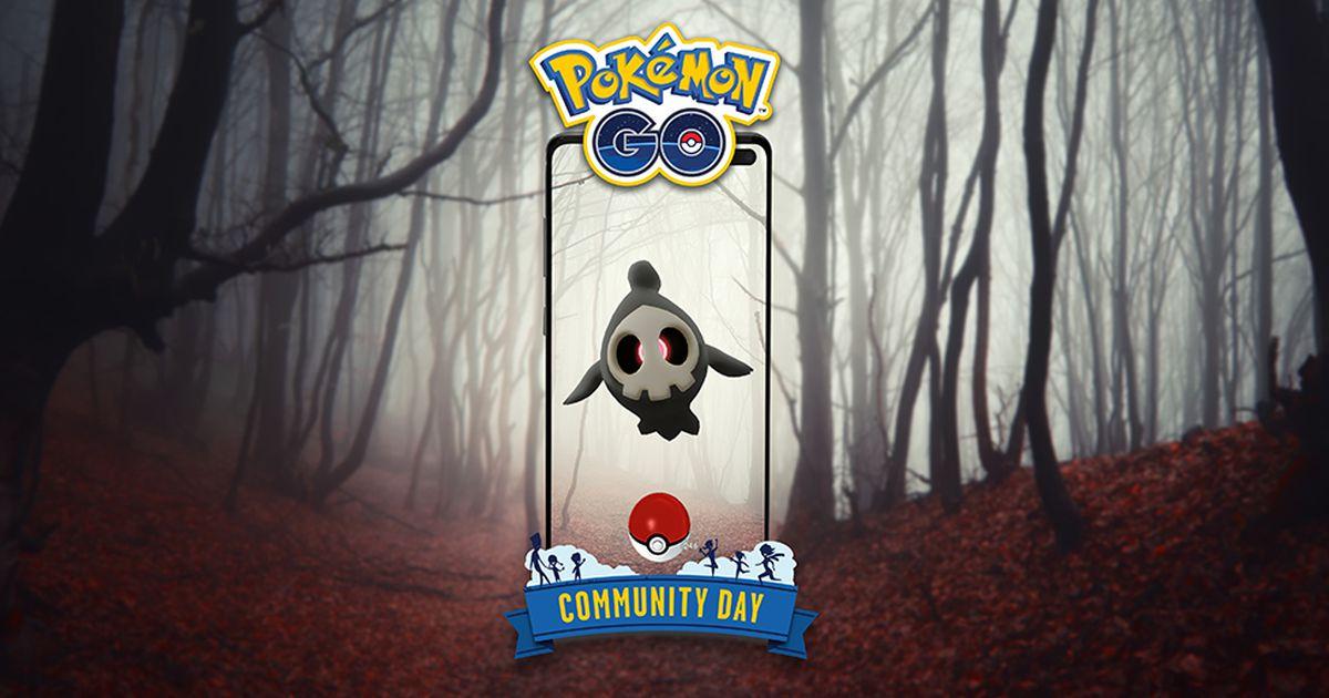 Pokemon Go Oktober Community Day für den 9. Oktober festgelegt