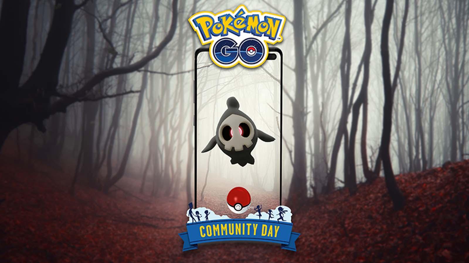 duskull community day