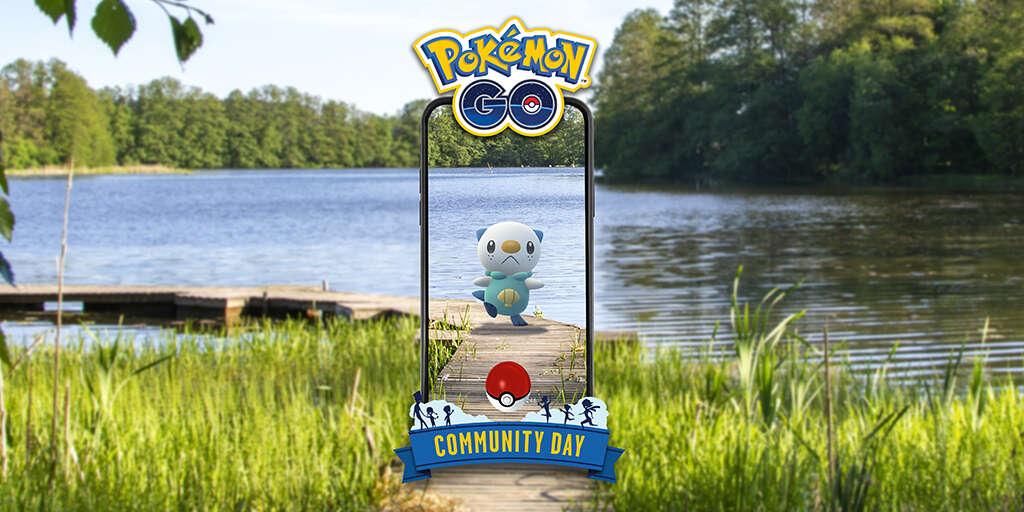 Pokemon Go Community Day im September 2021: Oschawott, neue Moves, Boni und mehr