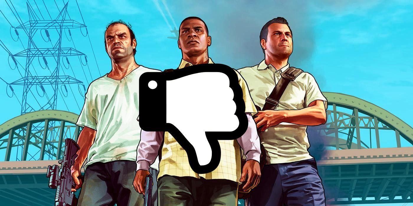 Die PS5- und Xbox Series X/S-Trailer von GTA 5 werden auf YouTube bewertet