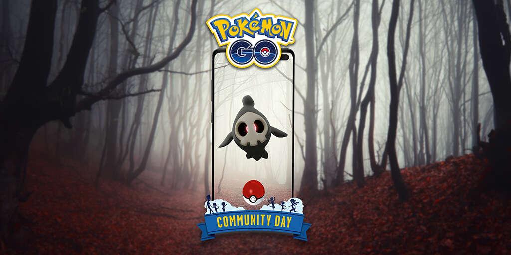 Der Community Day von Pokemon Go im Oktober bietet ein entzückend gruseliges Pokemon