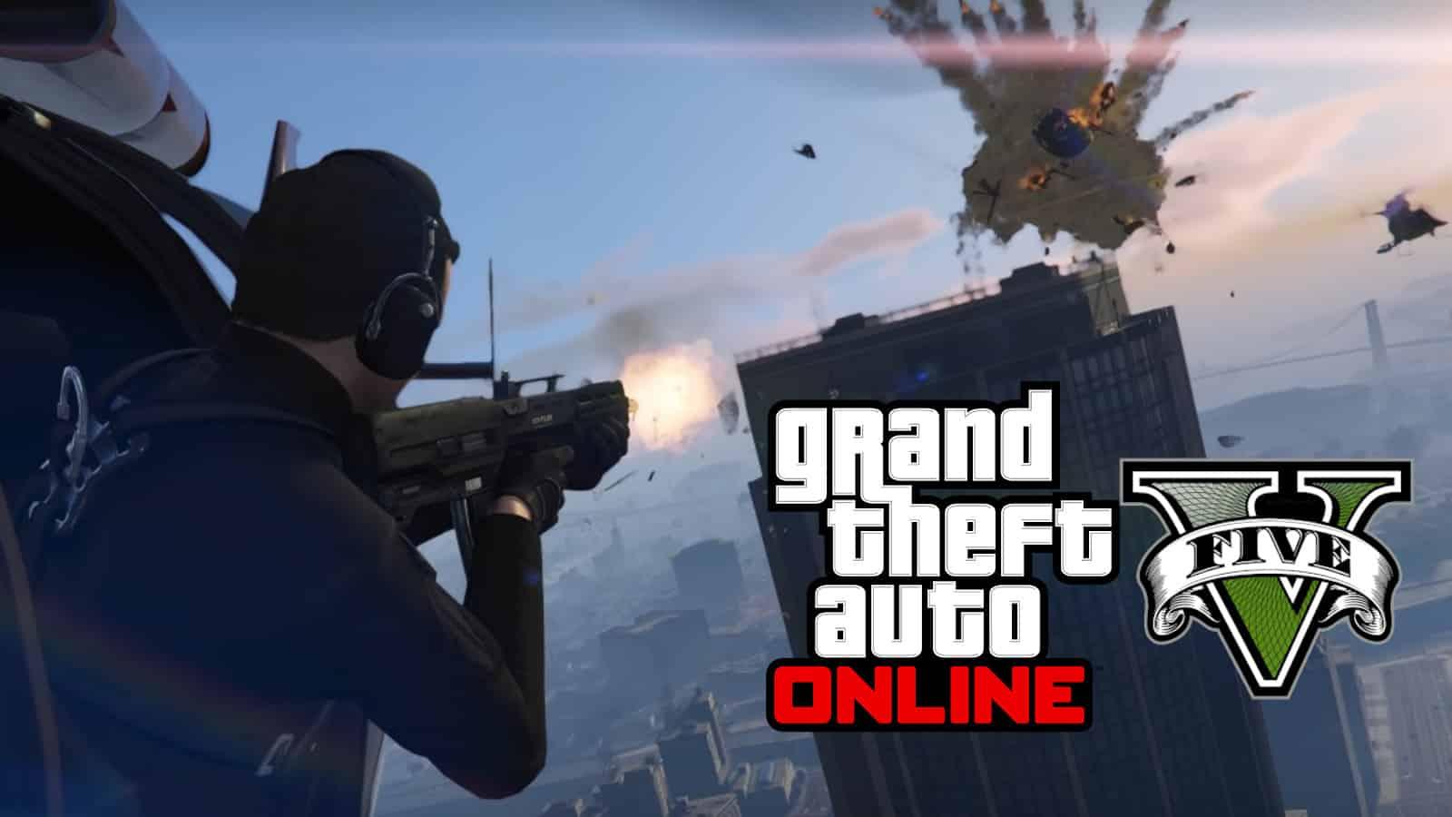 GTA V on PS5 delayed