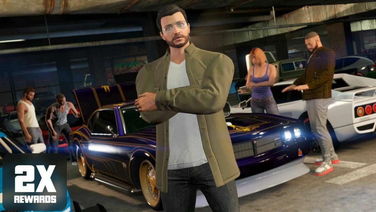 Das wöchentliche GTA Online-Update bietet zusätzliche Belohnungen für Autotreffen und Nachtclub-Aktivitäten