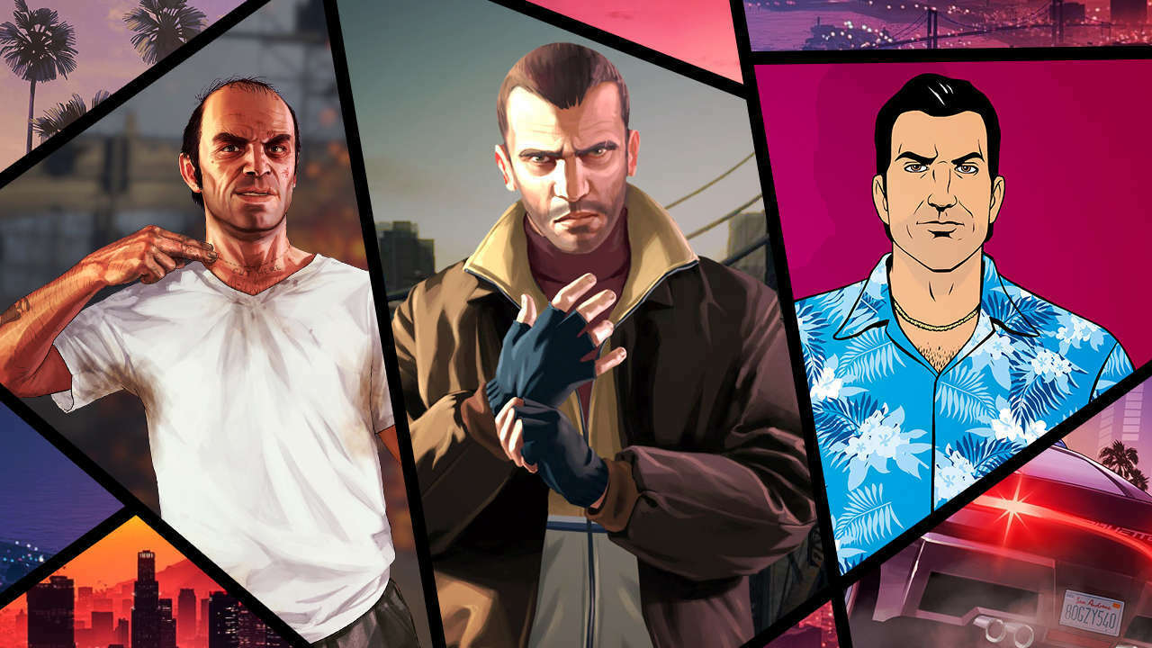Beste GTA-Spiele: Countdown der Grand Theft Auto-Serie vom schlechtesten zum besten
