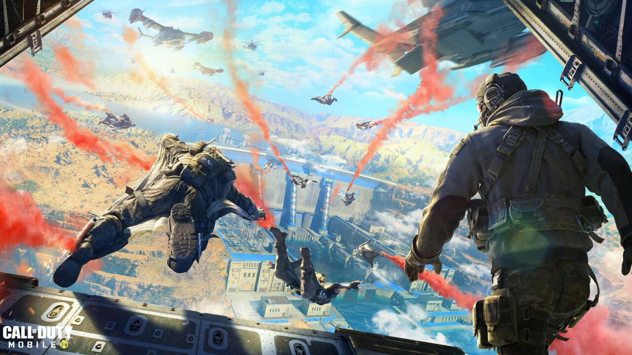 Die Blackout-Karte von Black Ops 4 kommt zu Call of Duty Mobile