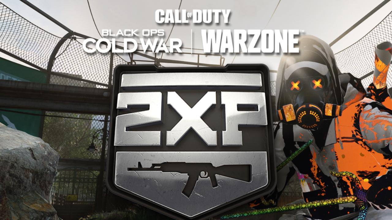 Call of Duty Warzone und Black Ops Cold War bieten dieses Wochenende doppelte Waffen-EP an