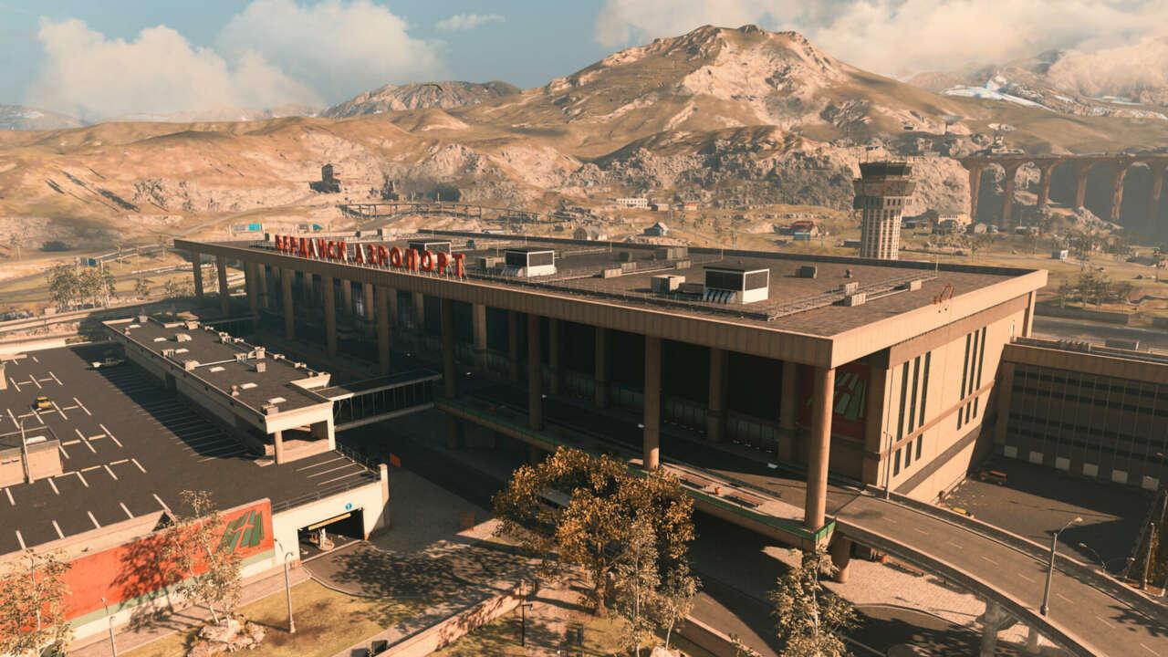 Call of Duty Warzone Glitch lässt Spieler unter der Karte