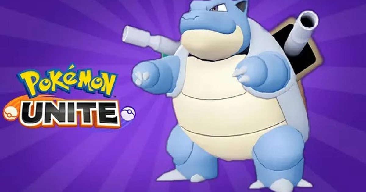 Beste Blastoise-Builds, -Moves, -Entwicklungen und -Gegenstände in Pokémon Unite