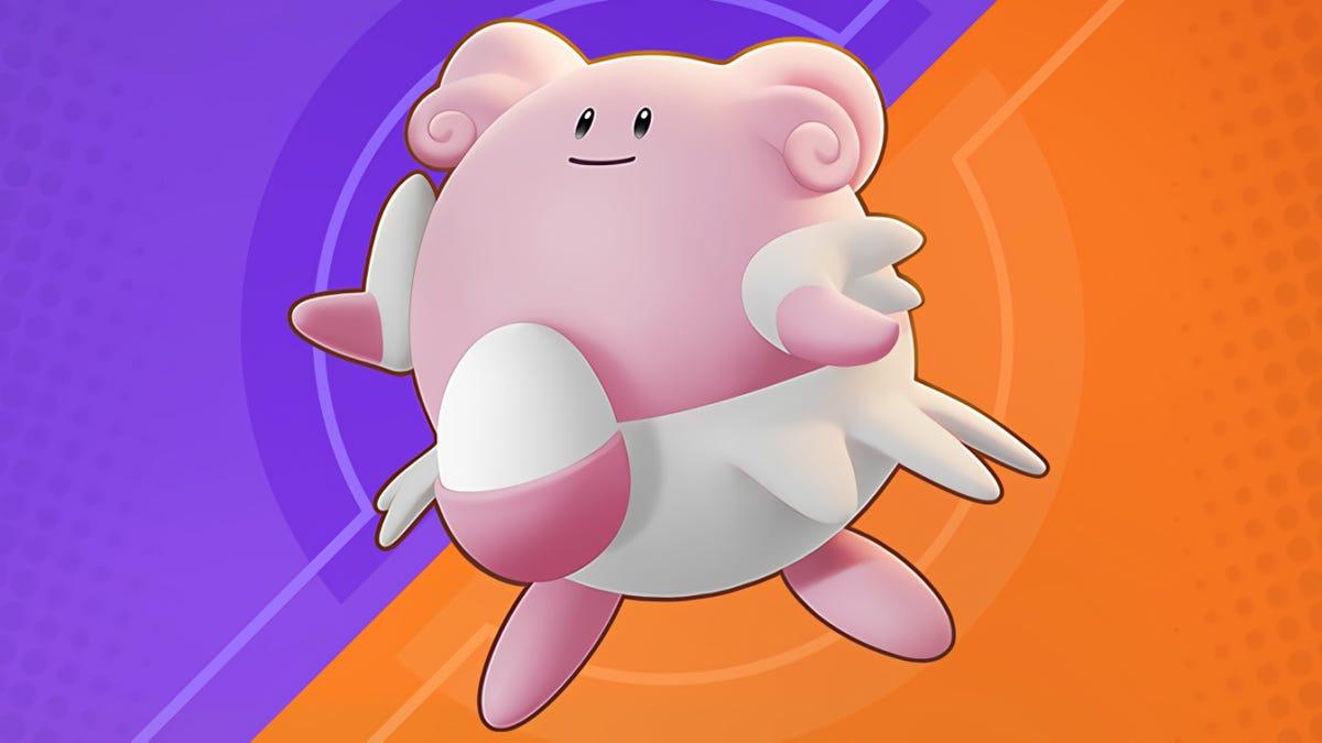 Blissey von Pokémon Unite wird im nächsten Update noch stärker