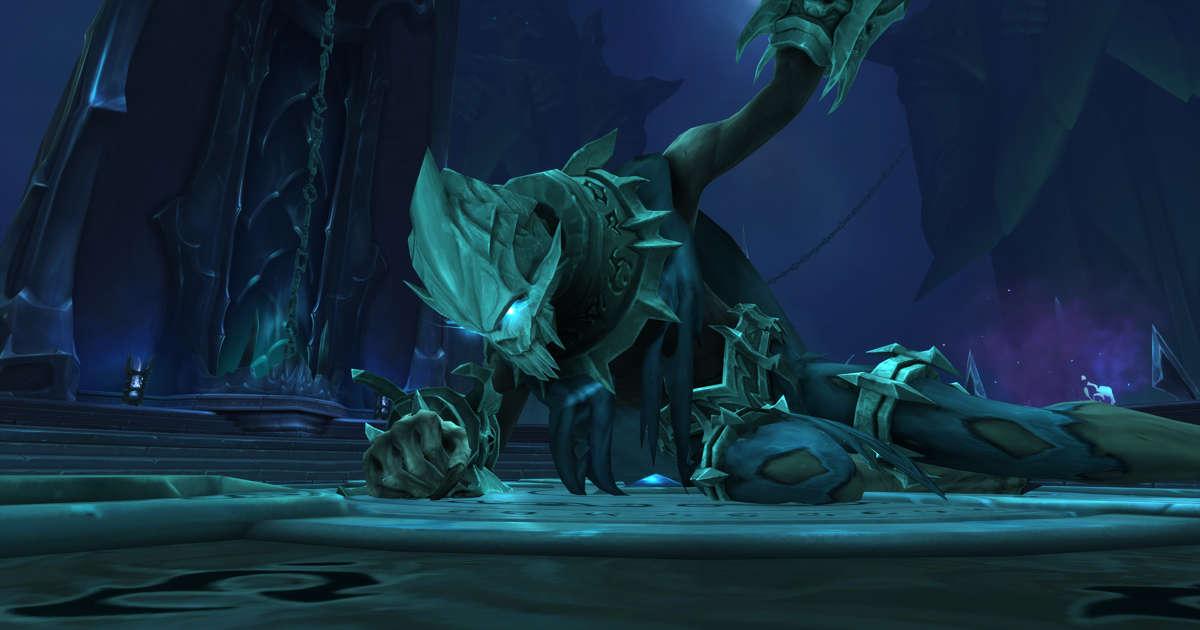 Blizzard führt in World of Warcraft Patch 9.1.5 ein legendäres Verschrottungssystem ein