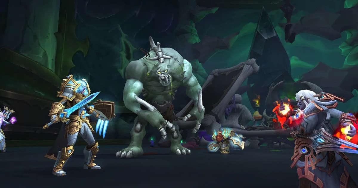 """Blizzard plant, die """"AoE-Obergrenze"""" aus World of Warcraft zu entfernen"""