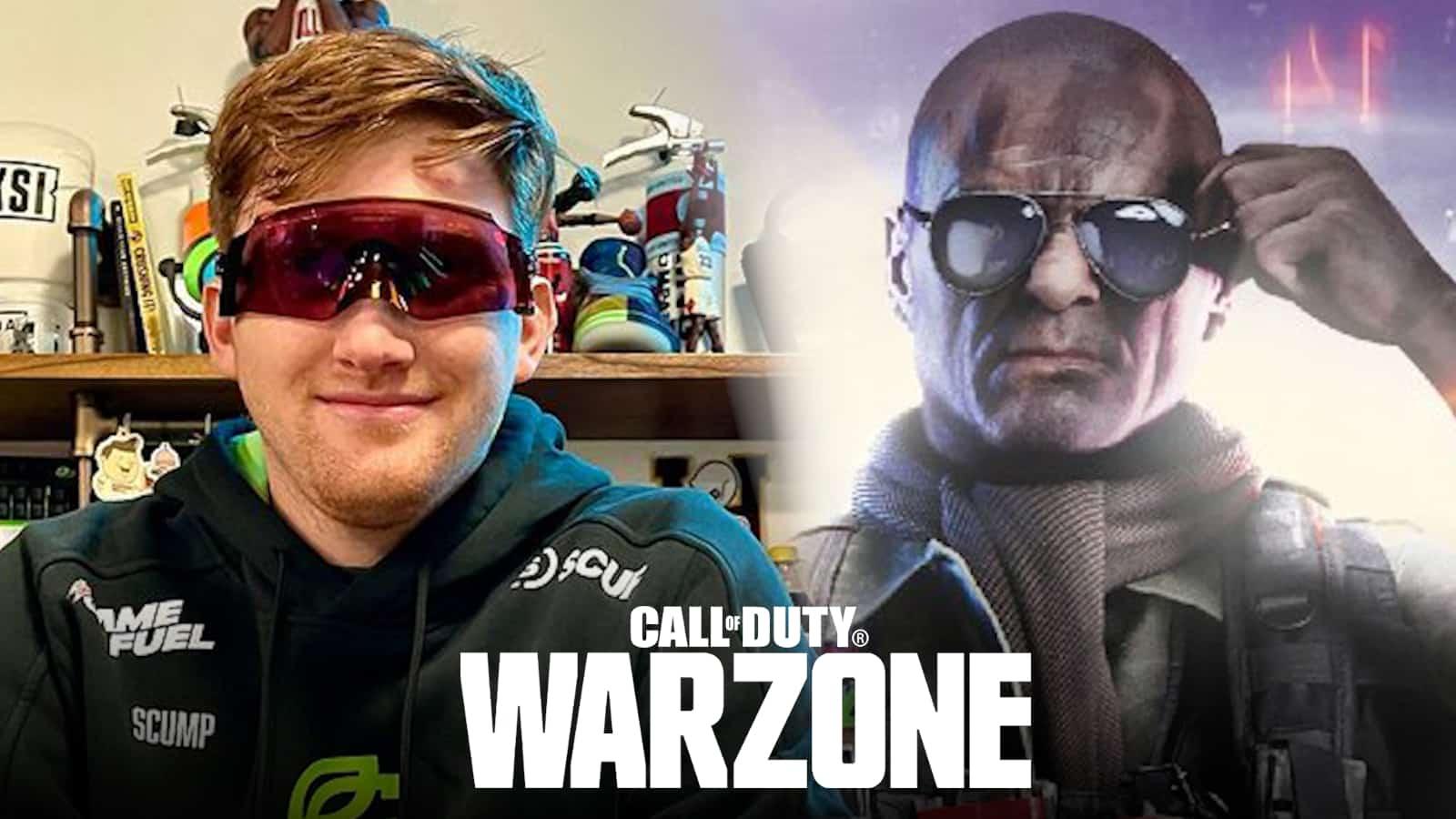 scump warzone hacker shut down accusations cod optic gaming