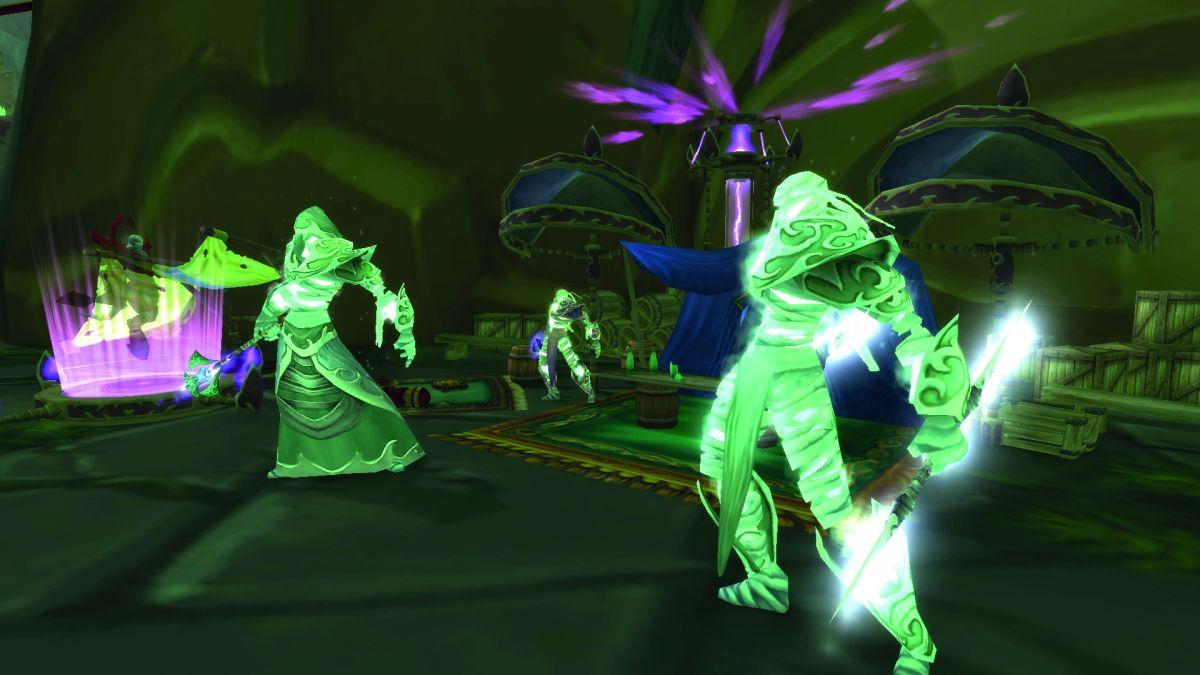 Die unerhörte Geschichte von World of Warcraft: The Burning Crusade noch einmal Revue passieren lassen