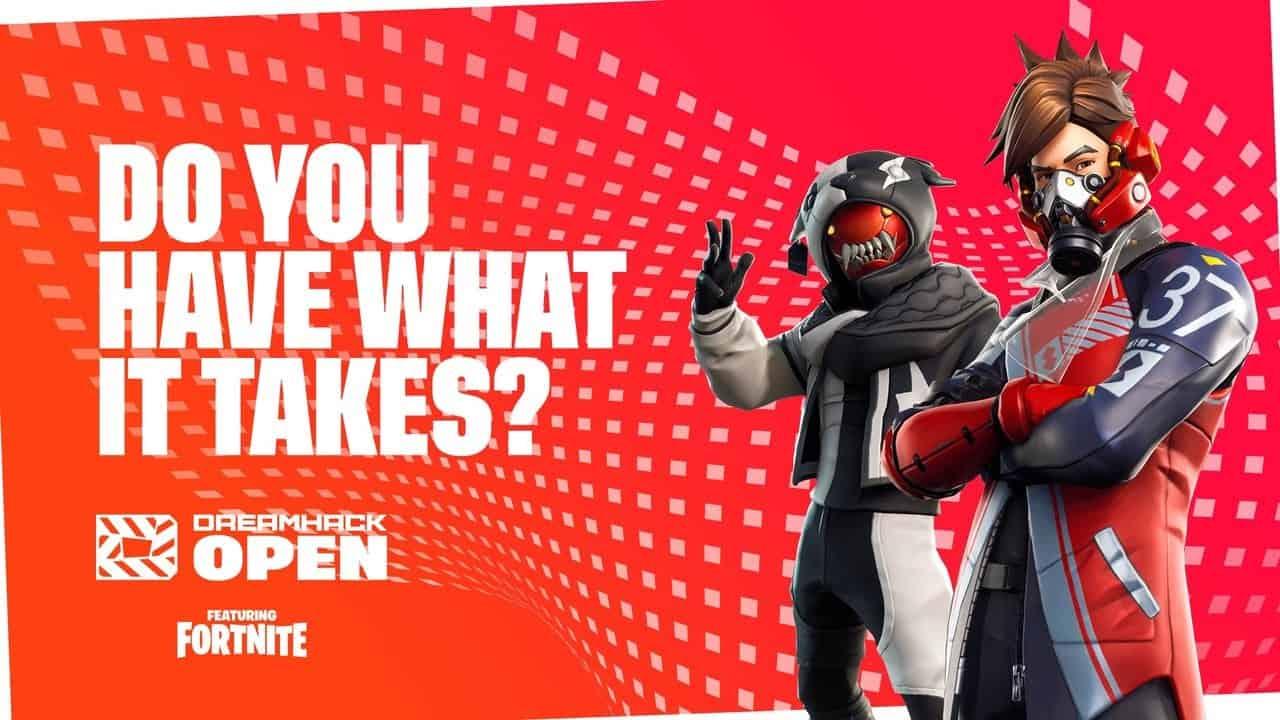 DreamHack Duos und Cash Cup Extra-Termine für Fortnite Season 8 angekündigt