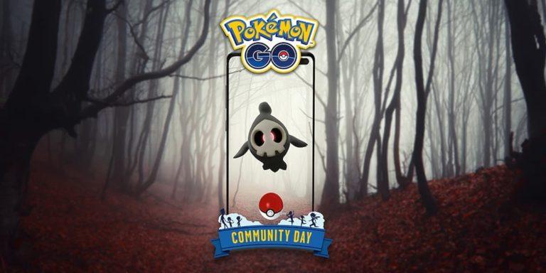 Duskull ist das Community Day-Pokémon im Oktober in Pokémon Go