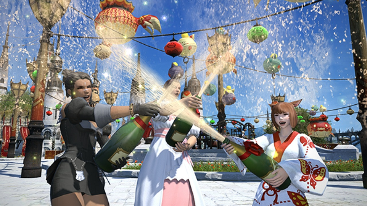 Final Fantasy 14 hat WoW für MMO-Twitch-Aufrufe im August übertroffen