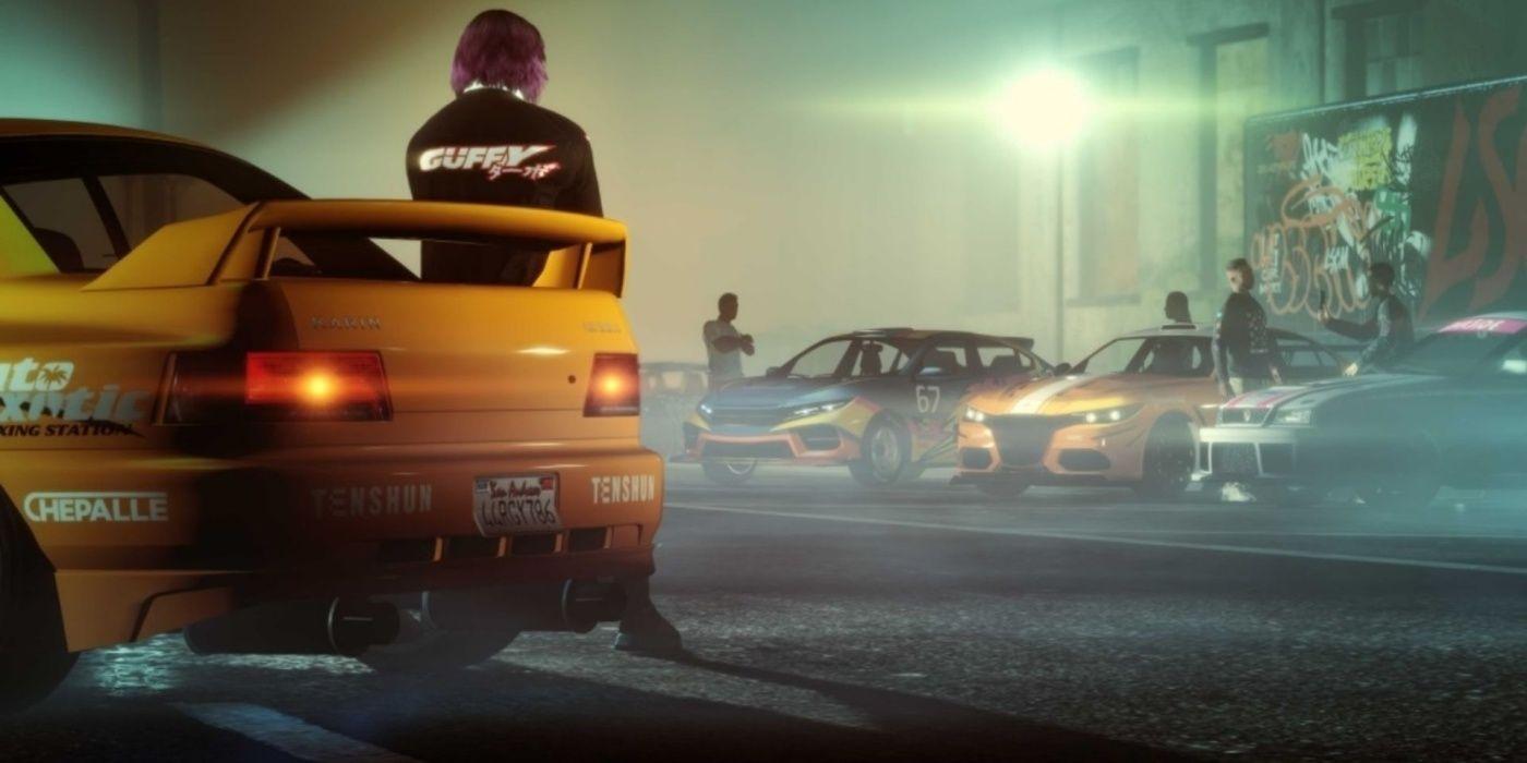 GTA Online Racer erschafft aus Versehen Iconic 2 Fast 2 Furious Stunt