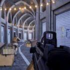 Gameplay-Aufnahmen von Battlefield Mobile-Lecks