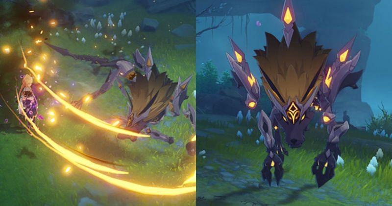Genshin Impact 2.2 leaks have revealed two new enemies (Image via Genshin Impact/Honey Impact)