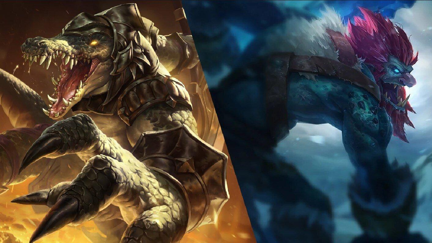 Highlights von League of Legends Patch 11.18: Pre-Worlds-Patch
