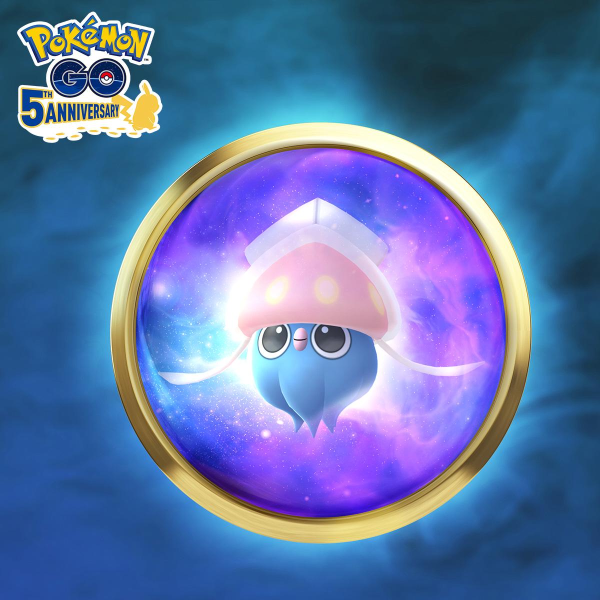 Inkay und Malamar debütieren in Pokémon GOs Psychospektakel