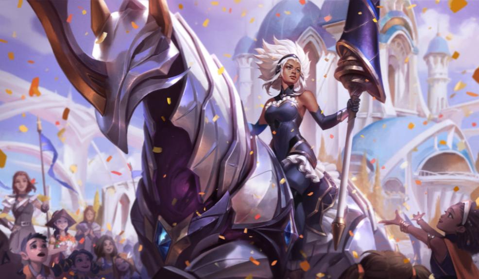 'League of Legends' Qiyana und Janna erhalten Last-Minute-Patch 11.18 Mikrokorrekturen: Keine automatischen Q+E-Ziele und andere Fehler mehr