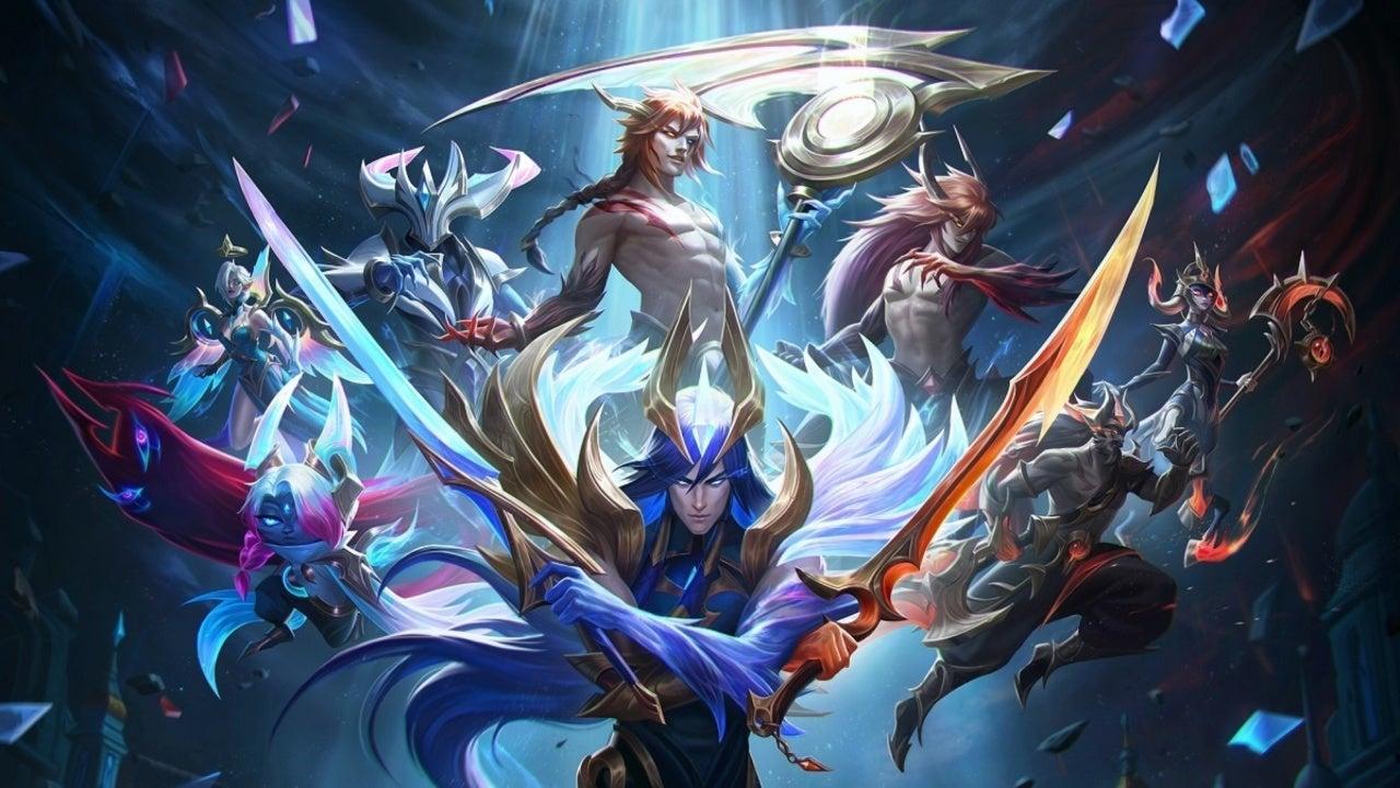 League of Legends enthüllt neue Nightbringer- und Dawnbringer-Skins