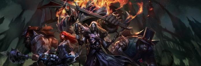 League of Legends kündigt ein virtuelles Konzert für die Band Pentakill an und gibt eine Vorschau auf ihren neuesten Helden Vex