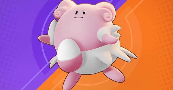 Lieber Gott, Pokémon Unite macht Powerhouse Blissey noch stärker