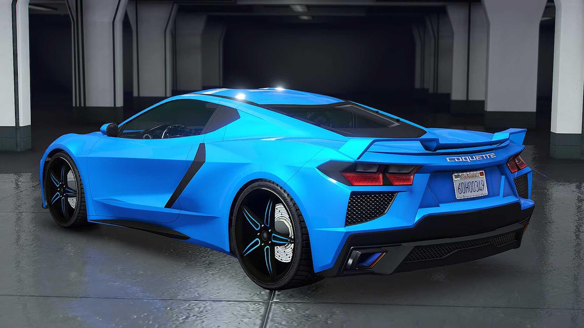 McLaren 720S Designer seziert weitere Videospielautos von GTA V
