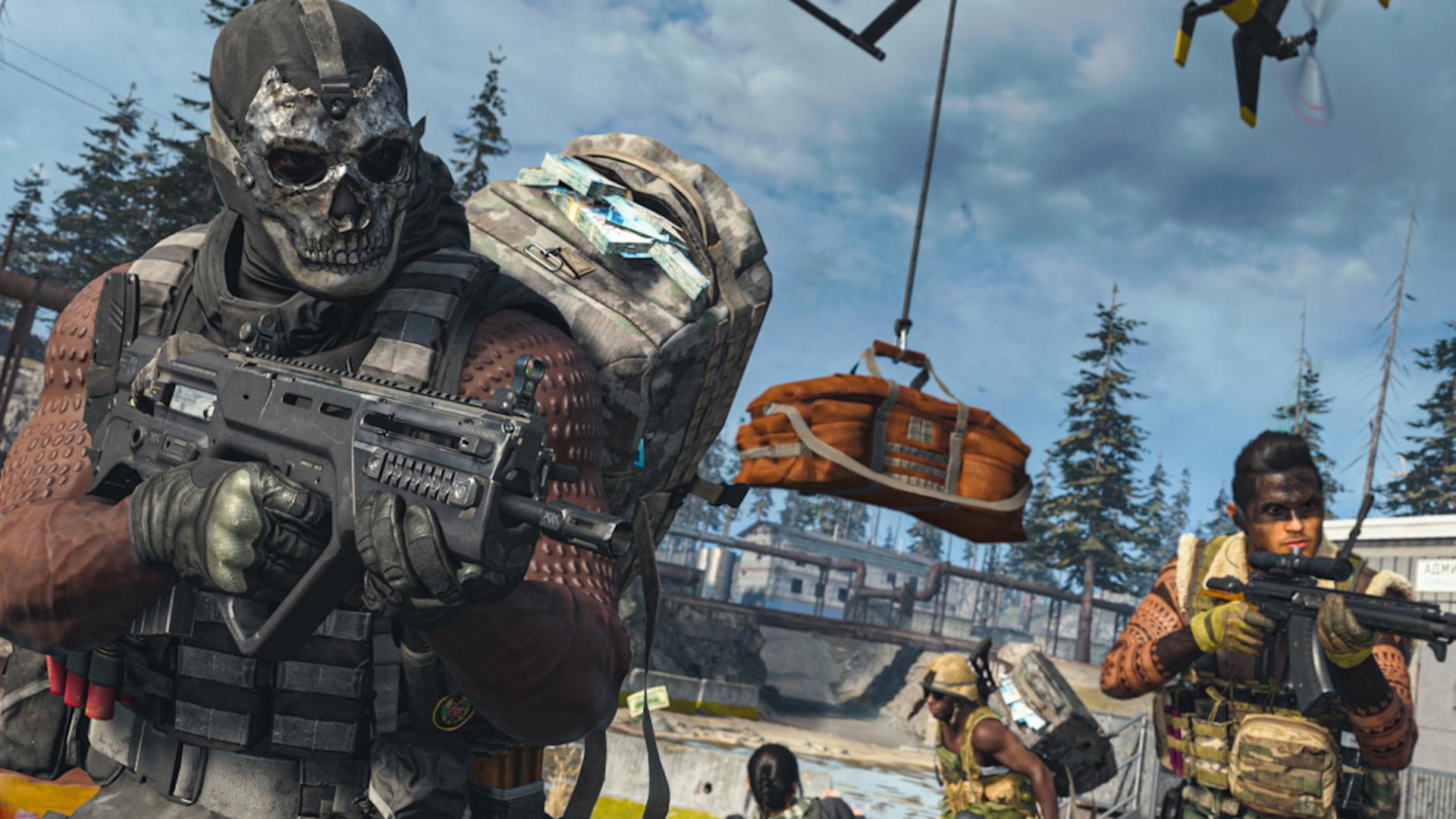 Plünderung aus Call of Duty: Warzone für drei Wochen entfernt