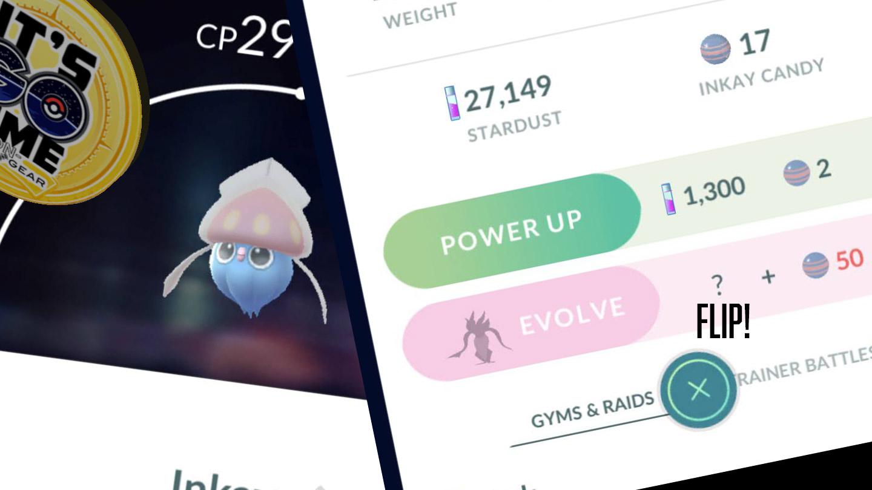 Pokemon GO Inkay Evolution im Fokus: Psychic Spectacular