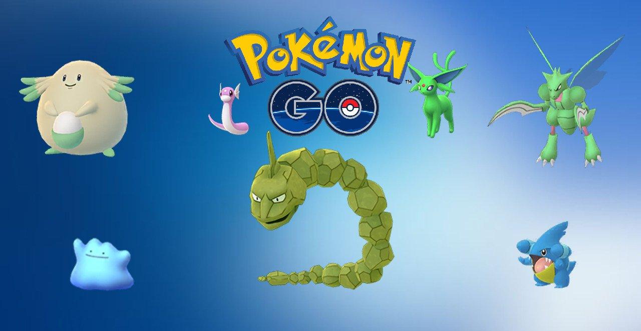 Pokemon Go Shiny Rates 2021, alle Pokemon mit erhöhten Shiny-Raten
