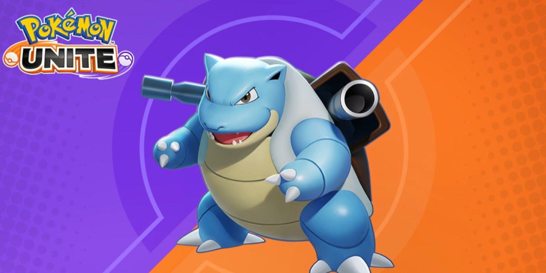 Pokemon Unite Blastoise Glitch ruiniert Ranglisten-Spiele