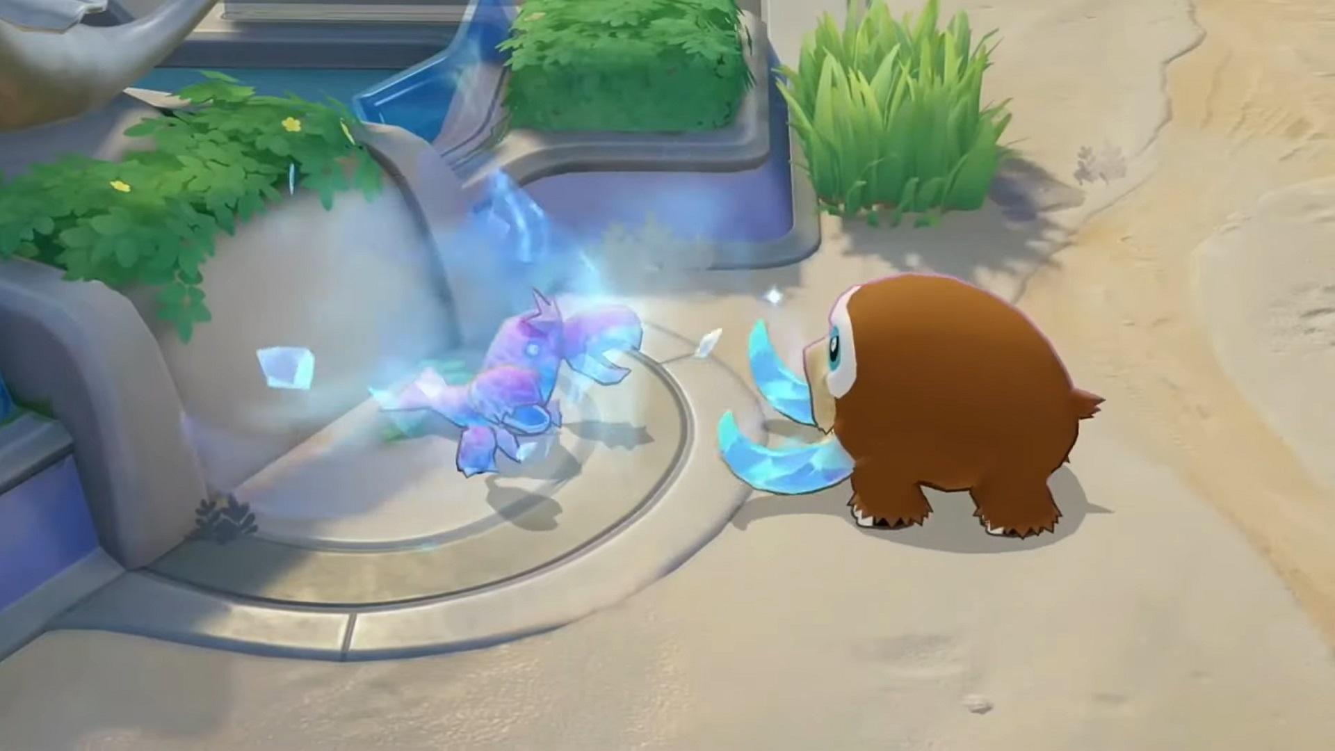 Pokémon Unite Mamoswine – Erscheinungsdatum, Build und Gegenstände